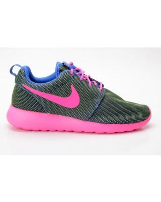 Nike Rosherun pink-blau-schwarz 511882 467