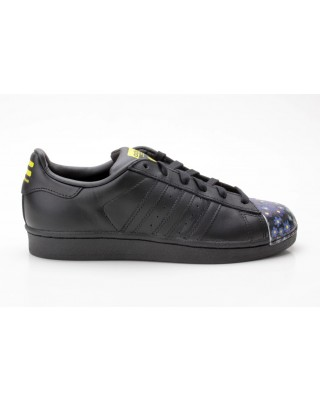 Adidas Superstar Pharrell Supersh S83352 schwarz-gelb