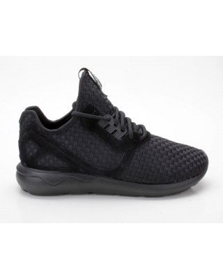 Adidas Tubular Runner B25534 schwarz-weiß