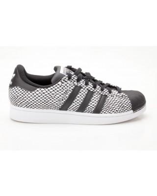 Adidas Superstar Snake Pack S81728 schwarz-weiß