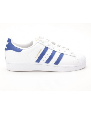 Adidas Superstar Foundation B27141 weiß-blau