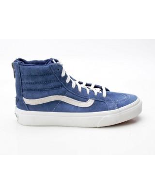 Vans Sk8-Hi Slim Zip Scotchgard VN000XH8JRO blau