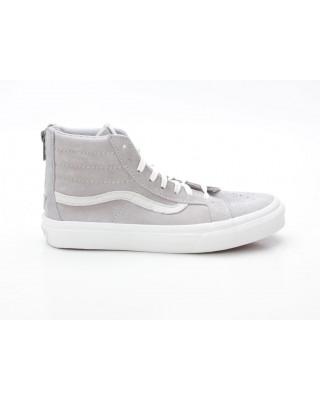 Vans SK8-Hi Slim Zip Scotchgard VN000XH8JV9 grau-weiß