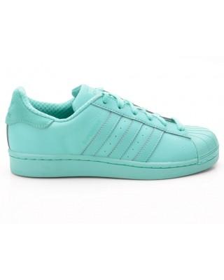 Adidas Superstar Adicolor S80331 grün