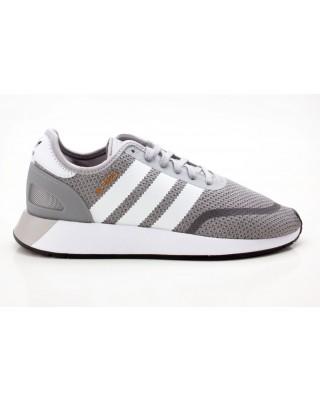 Adidas N-5923 CQ2334 Turnschuhe Sneaker grau-weiß-schwarz