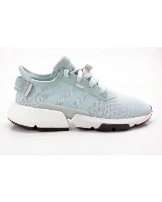Adidas POD-S3.1 Unisex Turnschuhe Schuhe B37368 grün-grau-weiß