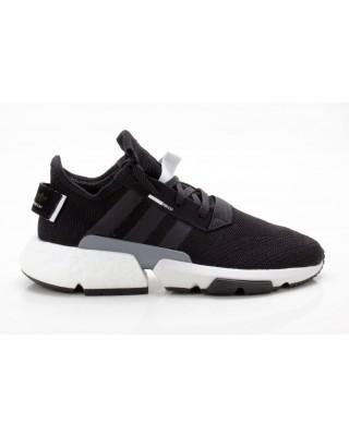 Adidas POD-S3.1 Unisex Turnschuhe Schuhe BD7737 schwarz-weiß