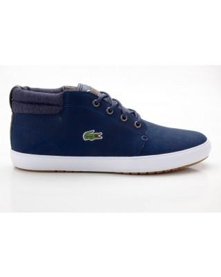 Lacoste Ampthill Terra Sneaker 318 1 CAM LTH / SYN / TXT blau