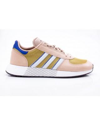 Adidas Marathon Tech EE4916 Unisex Sneaker beige-blau