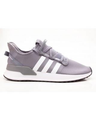 Adidas U_Path Run Herren Sportschuhe Turnschuhe Laufschuhe Sneaker G27995 grau-weiß-schwarz