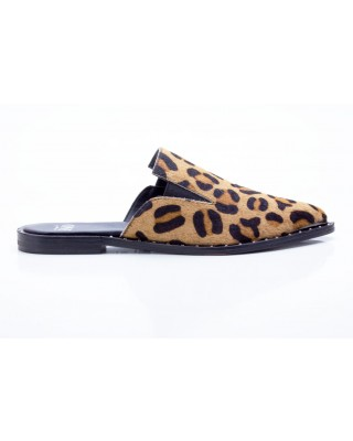 Oneteaspoon 21233 Leopard Pixie Loafer Animal