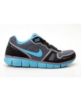 Nike Free Waffle AC schwarz-grau-blau 443913 042