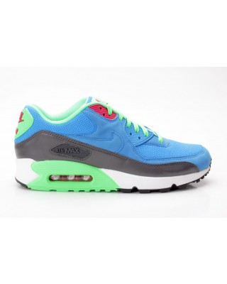 Nike Air Max 90 Essential blau-grün 537384 404