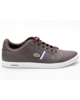 Lacoste Europa TCL SPM LTH/SYN braun