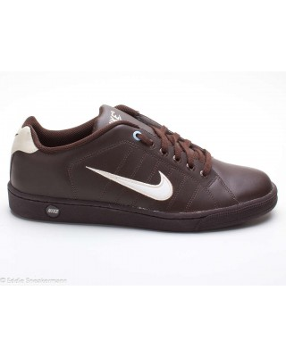Nike Court Tradition 2 dark cinder white birch