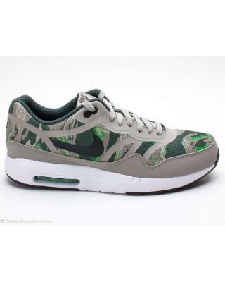 Nike Air Max 1 PRM Tape oliv grün grau camo 599514 030