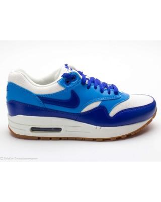 Nike Air Max 1 VNTG blau weiß 555284 105