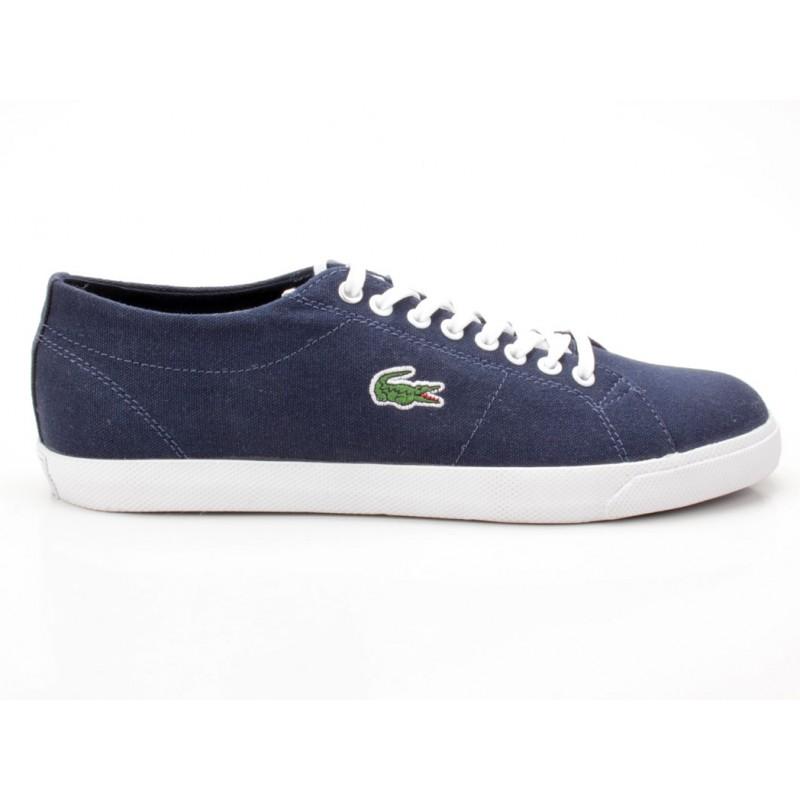 Lacoste Marcel MB SPM blau weiß Sneaker low Männer Schuhe