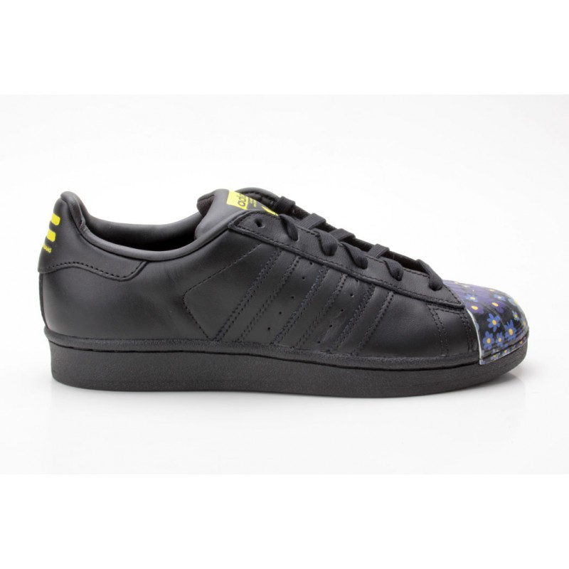 Adidas Superstar Pharrell Supersh S83352 schwarz gelb