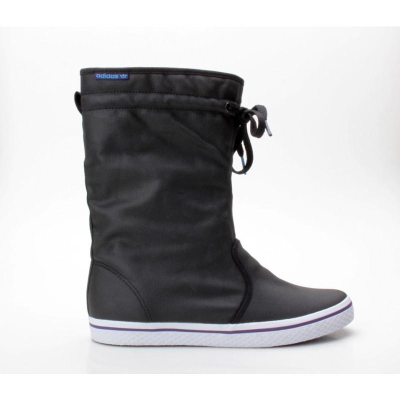Adidas Honey Boot W schwarz weiß lila G50431 Winterboots