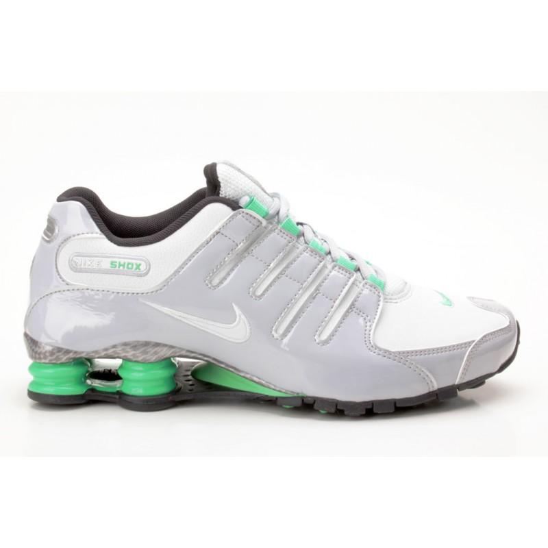Nike Shox Grün