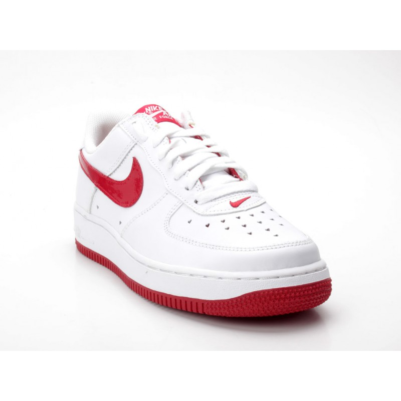 WMNS Nike Air Force 1 low weiß rosenrot 307109 165