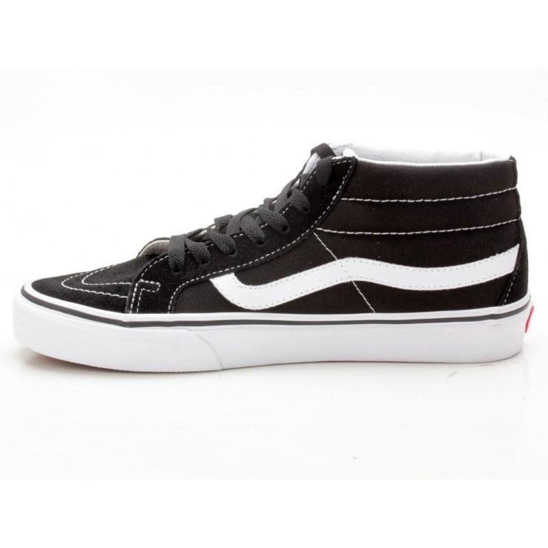 Vans Sk8 MID Reissue VN0A391F6BT schwarz weiß Sneaker mid