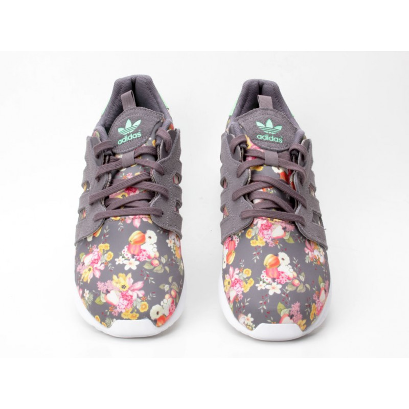adidas schuhe mit blumen jetzt lastminute. Black Bedroom Furniture Sets. Home Design Ideas