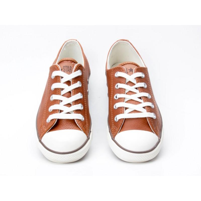 Converse Chuck Taylor CT Dainty OX 534607C braun Sneaker