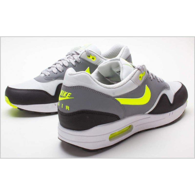 Nike Air Max 1 Essential Schuhe dusty grey volt cool grey black