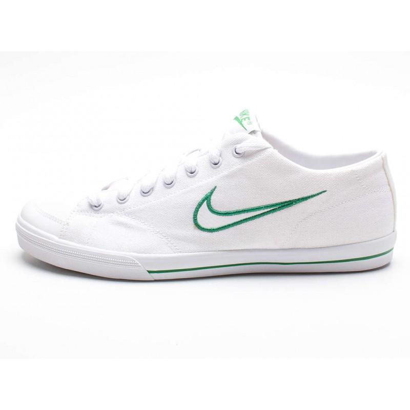 3057603f31fab2 NIKE Capri Canvas weiß grün 316041 110 - Sneaker low - Männer Schuhe