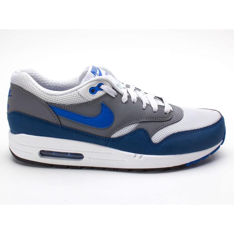 sale retailer f5a59 d8bf8 Nike Air Max 1 Essential grau blau weiß 537383 040