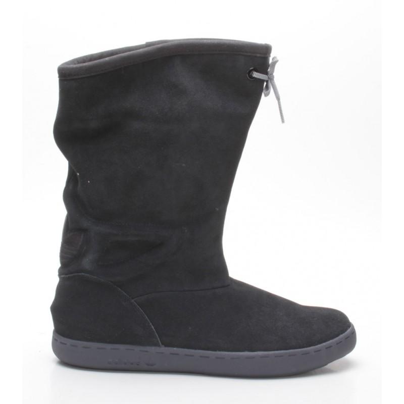 Adidas M Attitude Winter Hi W schwarz G63067 - Stiefel - Frauen Schuhe