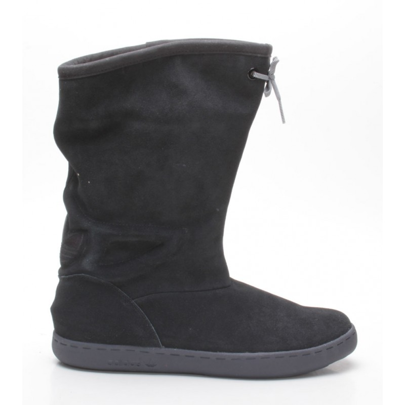 Adidas M Attitude Winter Hi W schwarz G63067 Stiefel