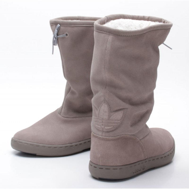 Adidas M Attitude Winter Hi W G63068 titangrau Stiefel