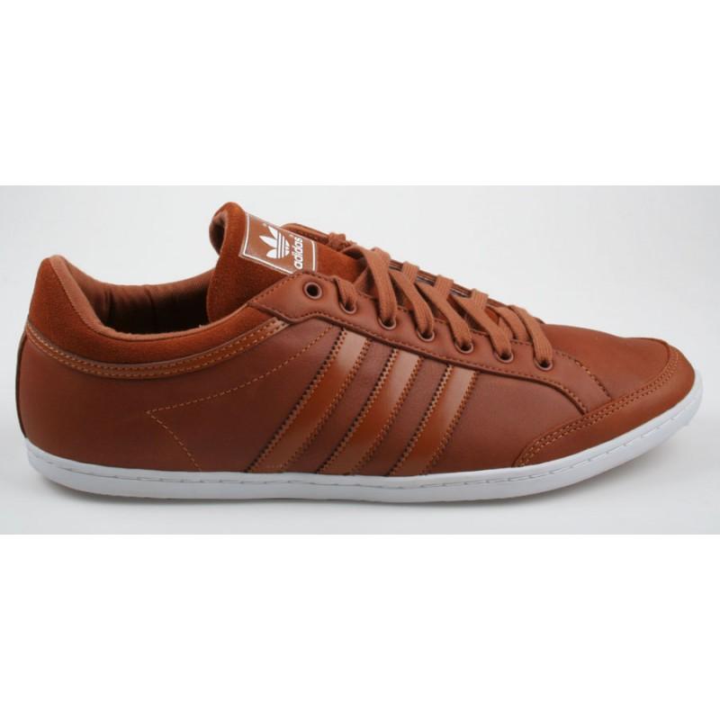4d9a0bf7177f4a Adidas Plimcana Clean Low hellbraun V22667 - Sneaker low - Männer Schuhe