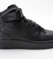 Nike Air Force 1 MID 07 315123 001 schwarz
