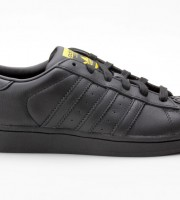 Adidas Superstar Pharrell Supersh S83345 schwarz-gelb