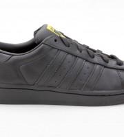 Adidas Superstar Pharrell Supersh S83346 schwarz-gelb
