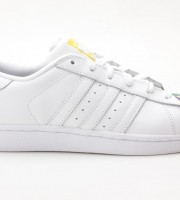 Adidas Superstar Pharrell Supersh S83356 weiß-gelb