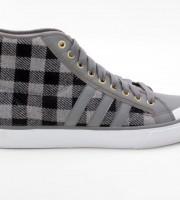 Adidas Nizza Hi G01744 grau-schwarz