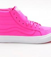 Vans Sk8-Hi Slim VN0A32R2MW4 Neon Pink