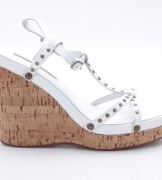 Buffalo 8694-262 Cow Leather weiß