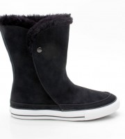 Converse Chuck Taylor CT Beverly Boot Mid 525940C schwarz