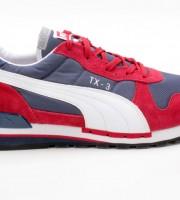 Puma TX-3 341044 44 rot-weiß