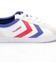 Hummel Game Low 63-335-9788 weiß-blau-rot