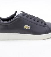Lacoste Carnaby EVO 317 2 SPM Leather schwarz-weiß