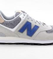 New Balance ML574VAH 581801-60 121 beige-weiß-schwarz-blau