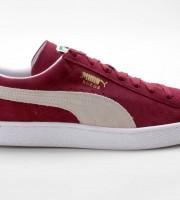 Puma Suede Classic+ 352634 75 rot-weiß