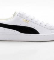 Puma Basket Classic 351912 03 weiß-schwarz